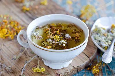 Травяные чаи при диабете