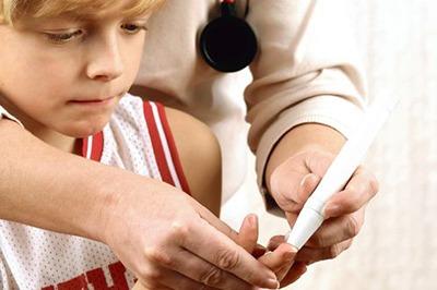Диабет моди у ребенка