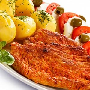 Рецепт из свинины для диабетиков