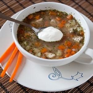 Рецепт супа с говядиной при диабете