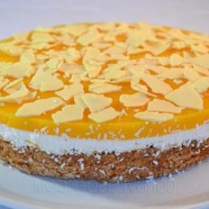 Рецепт миндального торта при диабете