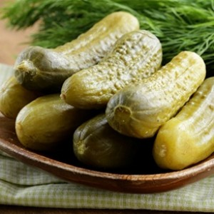 Рецепт соленых огурцов при диабете