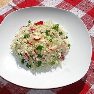 Рецепт салата из топинамбура при диабете