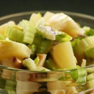 Рецепт салата с сельдереем при диабете