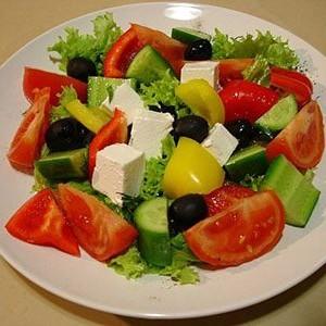 Салат при диабете