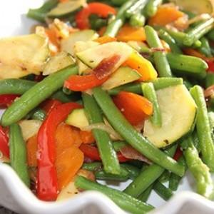 Рецепт салата с фасолью при диабете