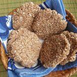 Диетическое печенье без сахара