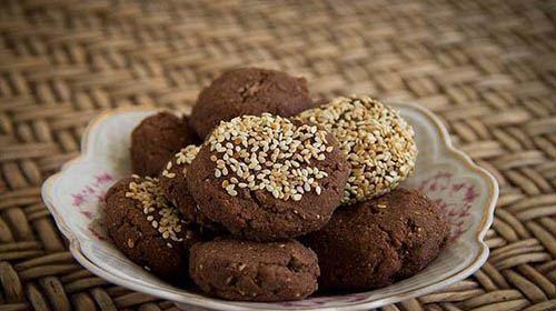 Печенье для диабетиков из гречневой муки