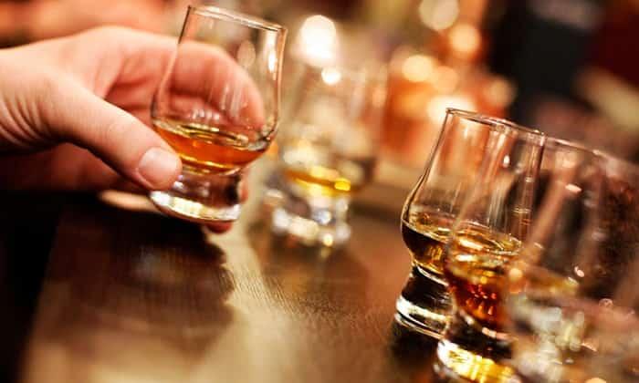 Запрещен прием алкоголя, он может вызвать гипогликемию