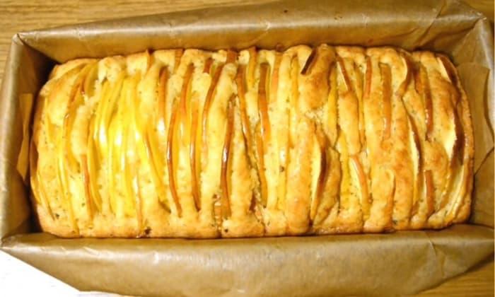 Рецепт кекса с яблоками для диабетиков