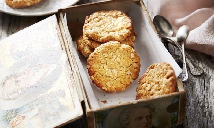 Рецепт диетического печенья без сахара для диабетиков