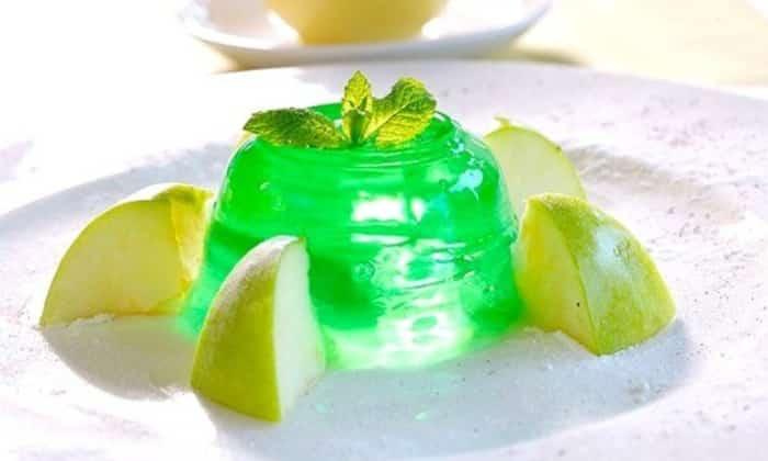 Рецепт желе из яблок для диабетиков