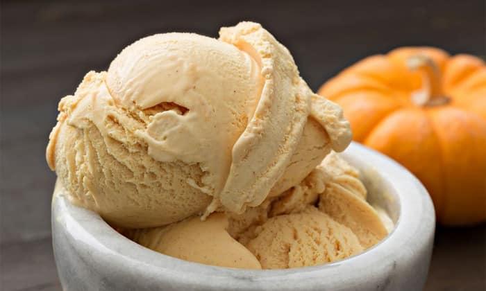 Рецепт мороженого из тыквы для диабетиков