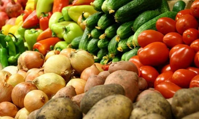 Овощи богаты витаминами и пищевыми волокнами, некоторые понижают уровень глюкозы