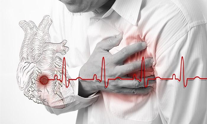 При сахарном диабете может возникнуть инфаркт