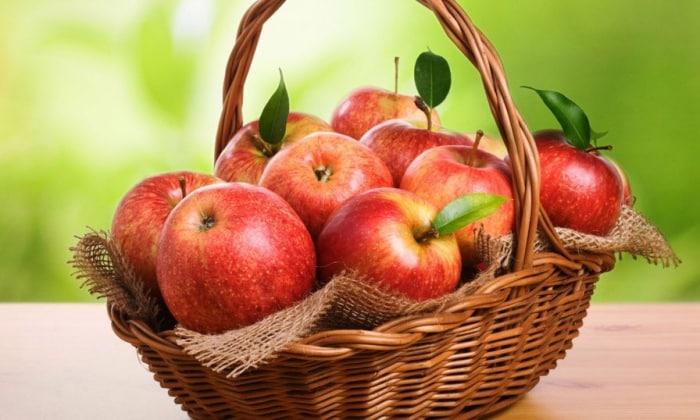 Яблоки в рационе больных диабетом