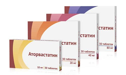 Аторвастатин назначается в сочетании с диетой для снижения холестерина у больных с семейной и несемейной гиперхолестеринемией и комбинированной гиперлипидемией