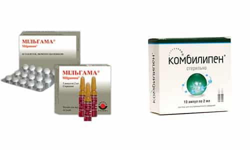 Компоненты Комбилипена и Мильгаммы участвуют в метаболизме организме человека