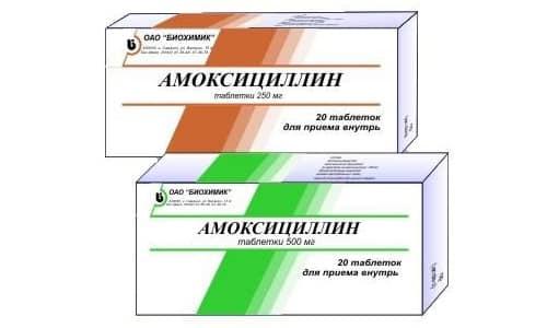 Амоксициллина проявляет активность к грамположительным аэробам в виде стрептококков и стафилококков