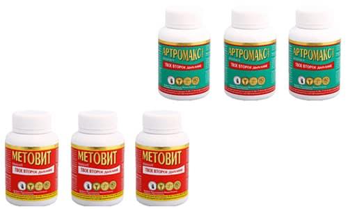 Для очищения всего организма от паразитов необходимо комплексное лечение, которое будет включать сочетание Метовита и Артромакса
