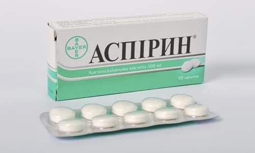 При внешнем применении Аспирин тонизирует кожу лица и стабилизирует функции сальных желез
