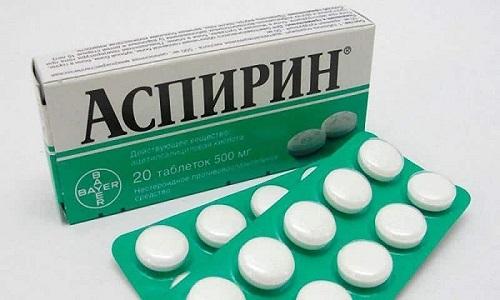 Аспирин вместе с Цитрамоном может вызвать звон в ушах и потемнения в глазах