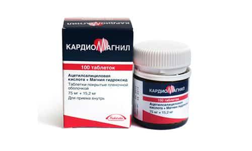Кардиомагнил назначают при наличии тромбоза, сердечной недостаточности, сахарного диабета и повышенного артериального давления