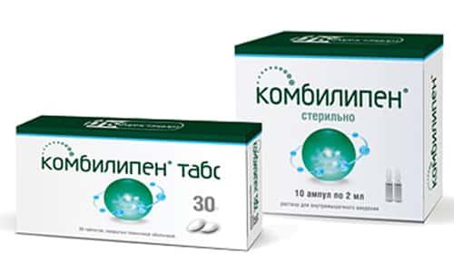 Активный компонент (пиридоксина гидрохлорид) входящий в состав Комбипилена способствует нормализации работы системы кроветворения