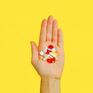 Лекарства и витамины - таблетки для повышения иммунитета
