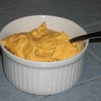 Мусс из тыквы и мёда