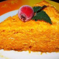 Рецепт диетической морковной запеканки для диабетиков