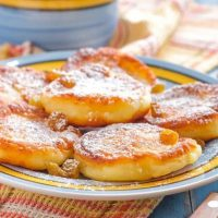 Рецепт сырников со сметаной при сахарном диабете