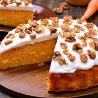 Рецепт морковного десерта для диабетиков